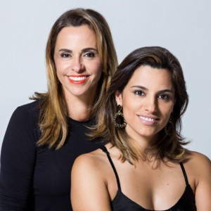 DENISE ZUBA E JULIANA ZUBA